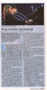 Politika - Magazin - Kvantna muzika