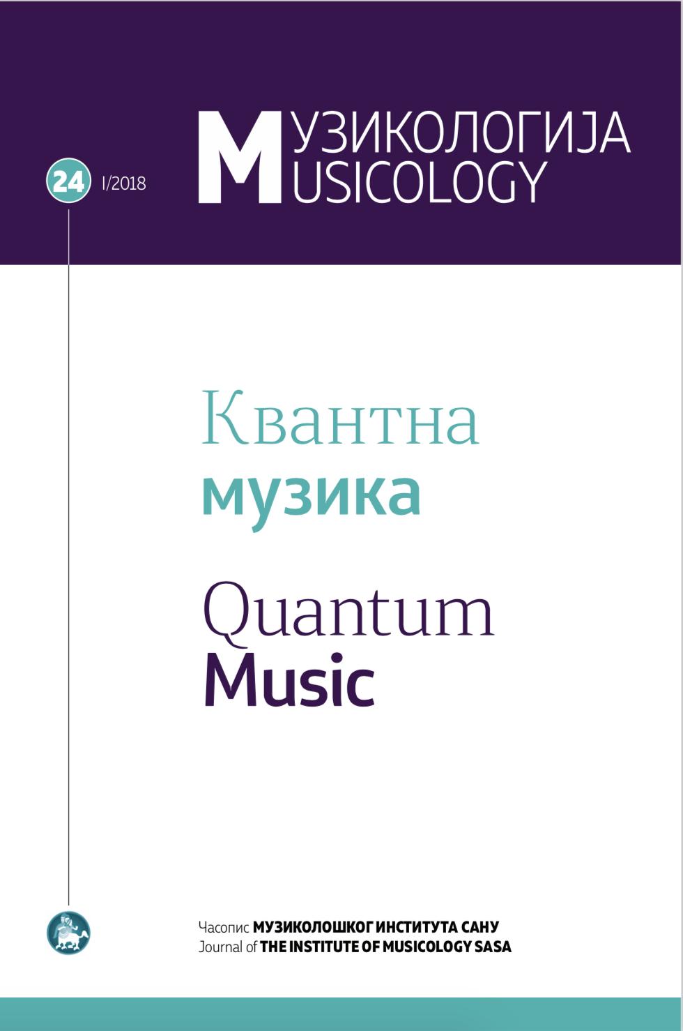 Musicology 24