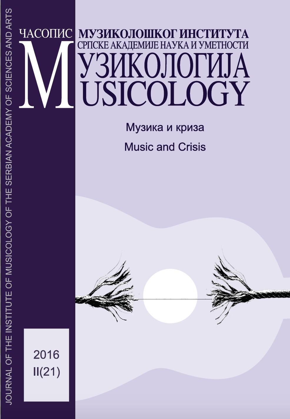 Musicology 21