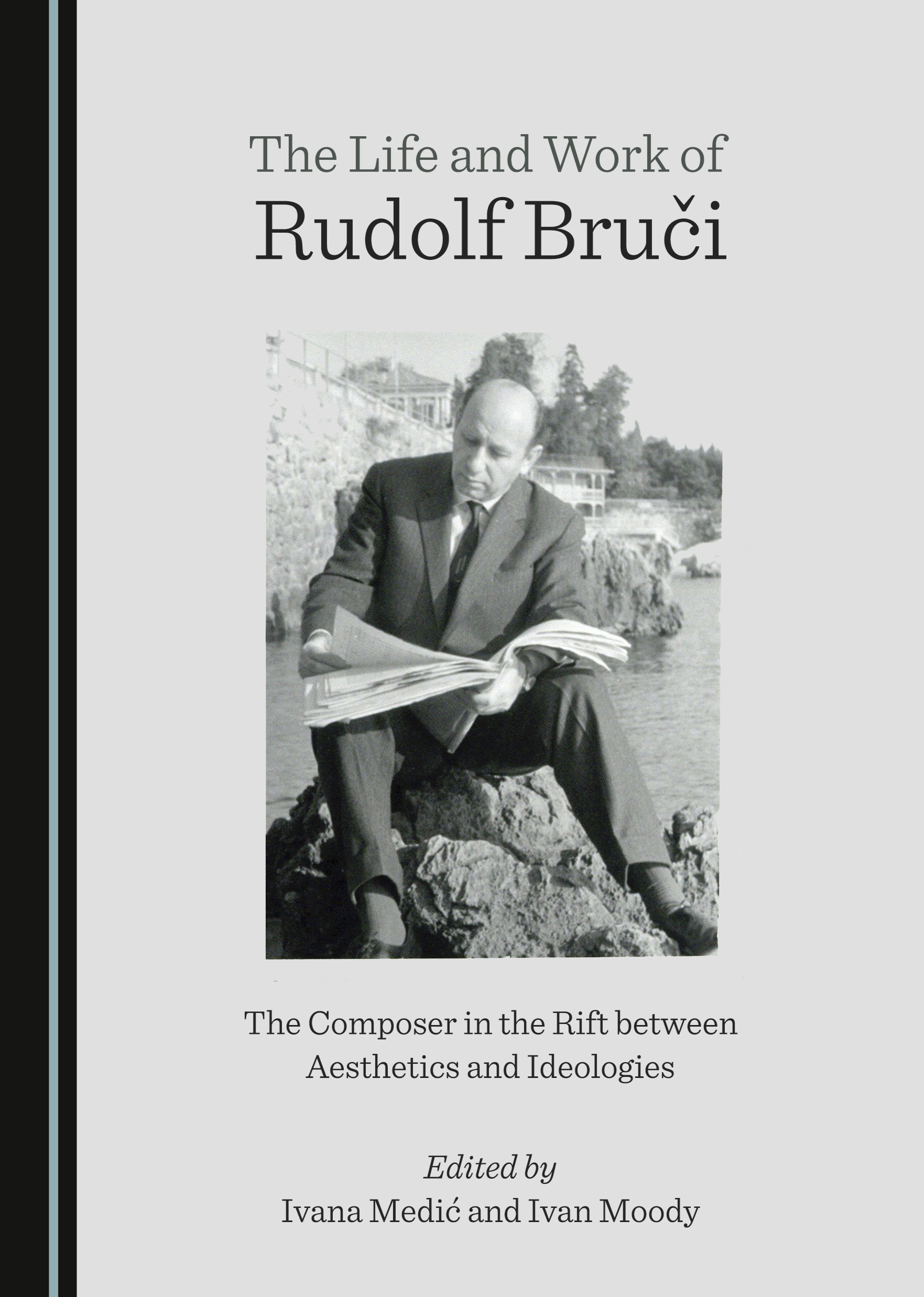 Rudolf Bruči Front Cover